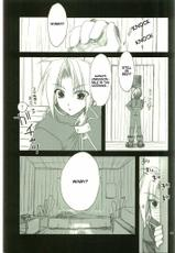 (C65) [FANTASY WIND (Shinano Yura)] FLAME OF ALCHEMY (Fullmetal Alchemist) [English]