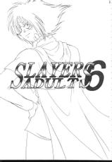Slayers Adult 6