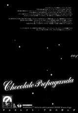 Chocolate Propaganda [Sadistic Mary]
