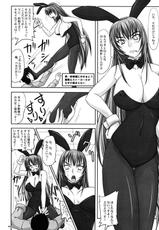 [Nozarashi]密室で凶暴バニー姫と二人きり。Alone in the Secret Room with the Brutal Bunny Princess
