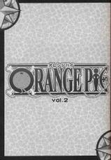 (CR32) [KENIX (Ninnin)] ORANGE PIE Vol.2 (One Piece) [German]