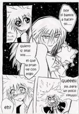 Unknown Kingdom Hearts Yaoi Doujin (Sora x Riku)