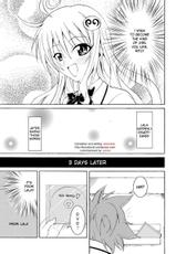 To Love-Ru - Bitch Bokujou TO LOVE Hittora Buhi [ENG]