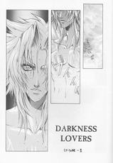 [Psychic Force] Darkness Lovers(yaoi)