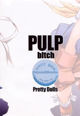 [PRETTY DOLLS] PULP bitch (street fighter)