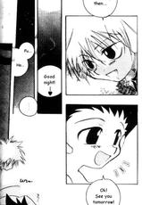 White Alpha Story (HunterxHunter) - English