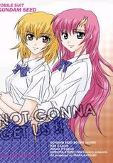 Not Gonna Get Us {Gundam SEED}
