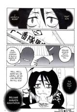 [Kitamakura] Not equal (Bleach) (yaoi eng)