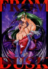 [Triad/Tex-Mex] From Dusk (Darkstalkers)