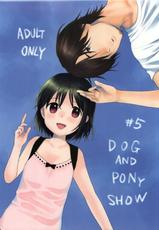 [SECOND CRY (Sekiya Asami] DOG AND PONY SHOW #5