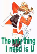 [T-Press] The only thing I need is U (Sailormoon)