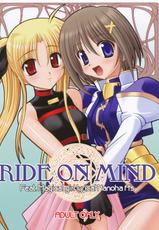 [Aji Dukushi] RIDE ON MIND (nanoha)