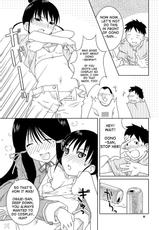 big breasts, chika ogiue, english, genshiken, kanako ohno, translated, doujin-world, yuri
