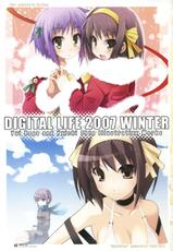 (C73) [life&Digital Flyer] DIGITAL LIFE 2007 WINTER