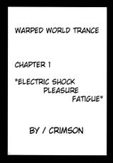 [Black Cat] Warped World Trance [ENG]