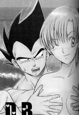 dangerous beauty (dragon ball)