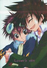 Lovers Slit (Yaoi / Shota) (Digimon)