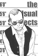 [BULLET BALLET] THE USUAL SUSPECTS {Black Lagoon} {masterbloodfer}
