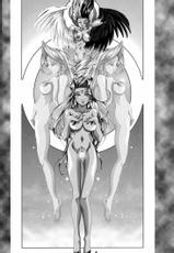 ah my goddess, belldandy, big breasts, oh my goddess, rpg company2, bondage, skuld