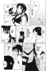 [Azasuke Wind] Distorted Love (Black Lagoon) (English)
