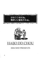 Haijo DD Chou (Series: Dungeons & Dragons/Circle: SHD)